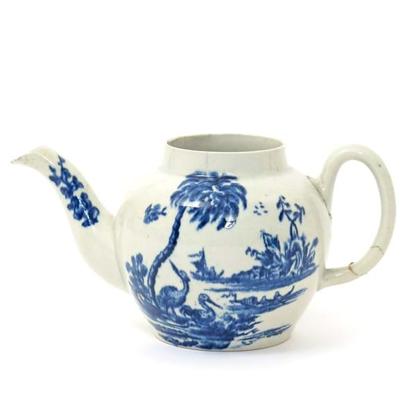 John Bartlam Teapot Sells for Staggering Hammer Price Image