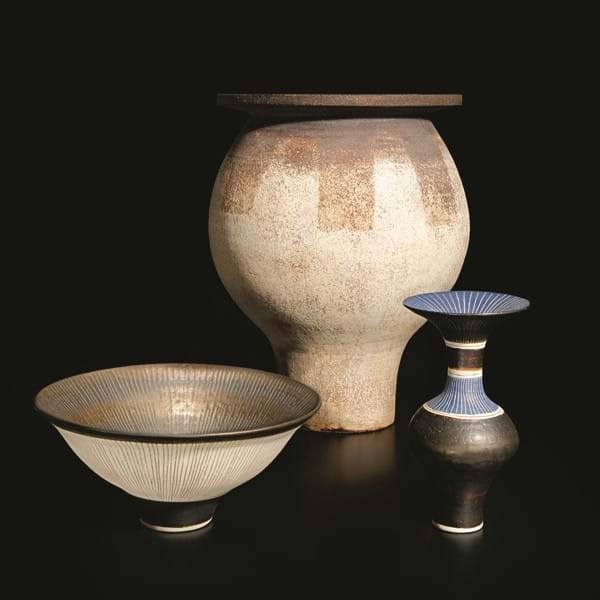 The Studio Pottery Collection of Professor Luke Herrmann Image