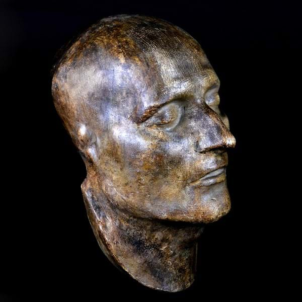 'A capital piece of evidence' - The story of the Napoleon death mask Image