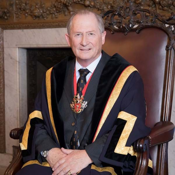 Chairman Paul Viney Installed as Master of The Arts Scholars Livery Company Image