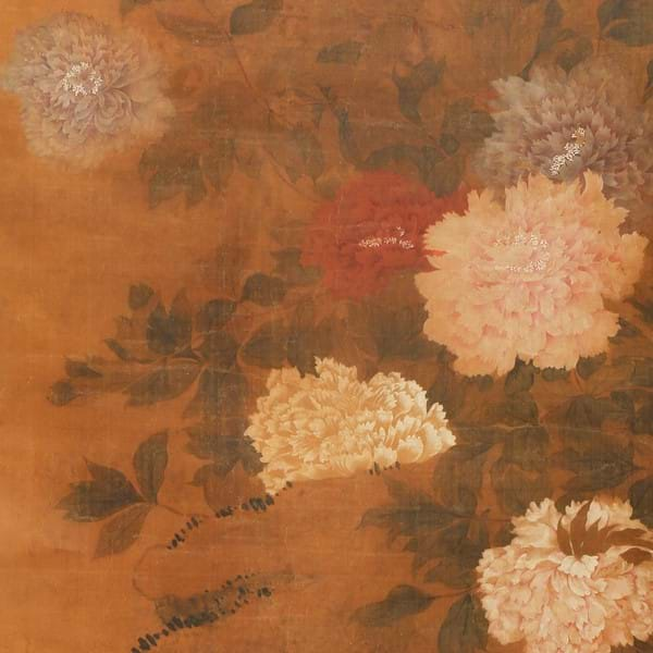 Chinese Paintings - the famous Image