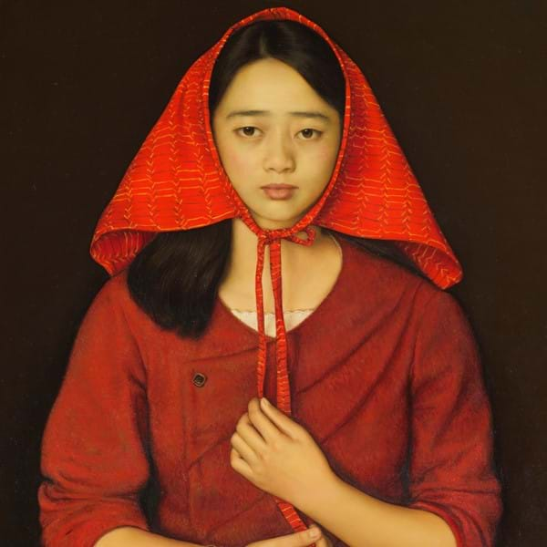 The Northern Girl by Yang Fei Yun Sells for £1.9 Million at Auction Image
