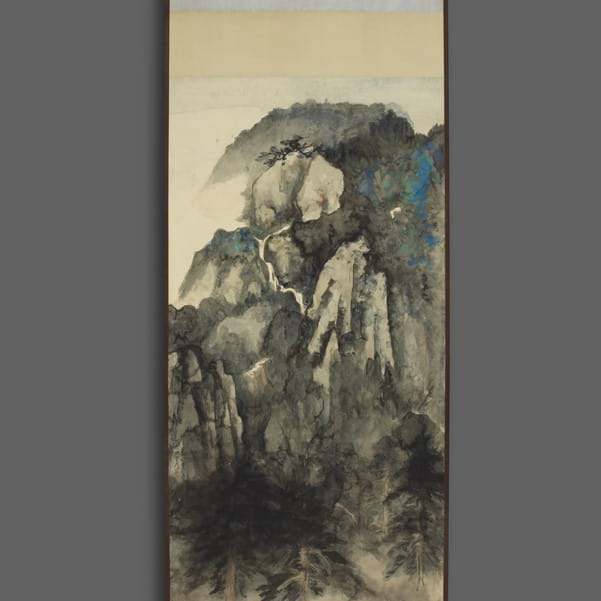 Record Price for Chinese Painting Image