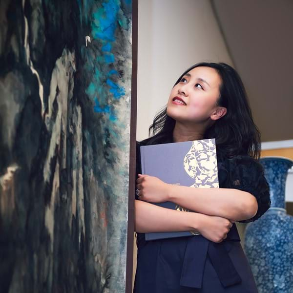 The Chinese Painter that Surpassed Picasso Image