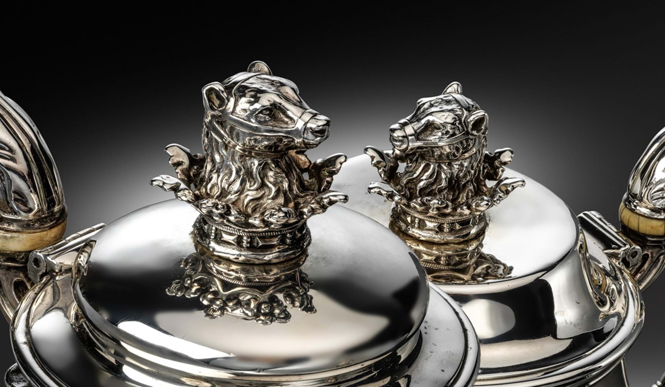 Silver & Objects of Vertu (1) Image
