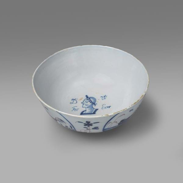 The Warner Collection of British Delftware Image
