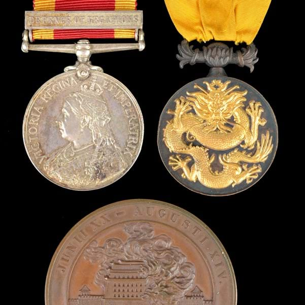 Money-Saving Medals Image
