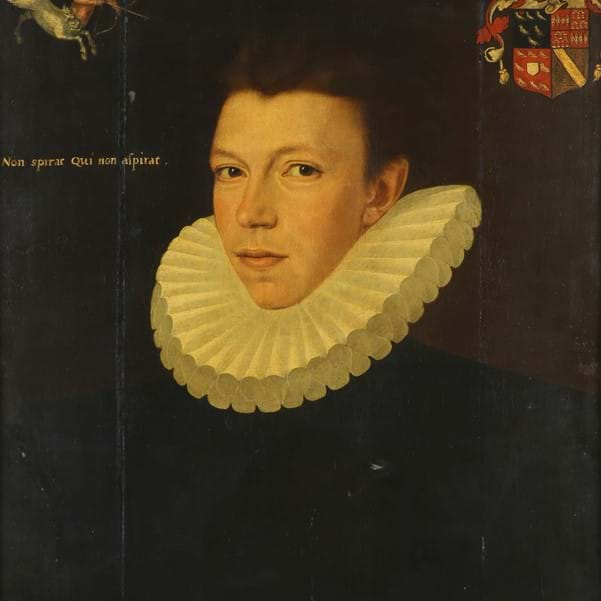 Exbury House portrait breaks auction record Image