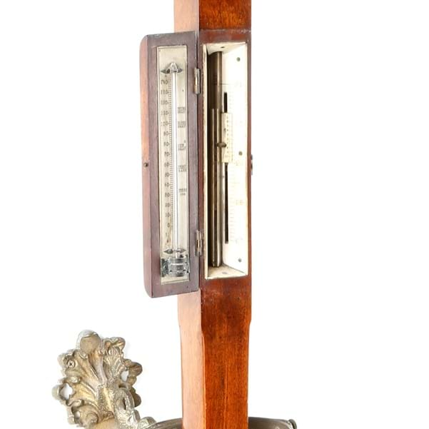 Maritime barometer from the family of Darwin's librarian Image
